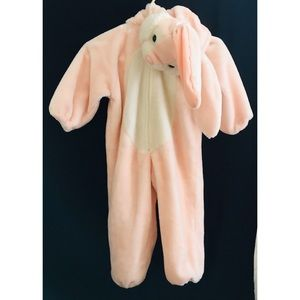 Other - Wool Halloween Pink Bunny costume for Kids